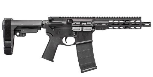 Stag 15 Tactical RH QPQ 7.5 in 5.56 Pistol BLA SL NA