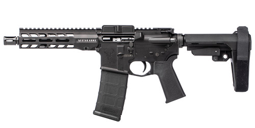 Stag 15 Tactical LH QPQ 7.5 in 5.56 Pistol BLA SL NA