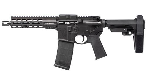 Stag 15 Tactical LH QPQ 7.5 in 5.56 Pistol BLA SL NA