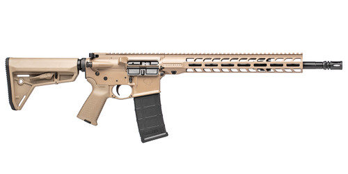 Stag 15 Tactical RH QPQ 16 in 5.56 Rifle FDE SL NA