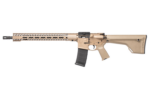 Stag 15 SPR LH QPQ 18 in 5.56 Rifle FDE SLQ NA