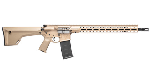 Stag 15 SPR RH QPQ 18 in 5.56 Rifle FDE SL NA