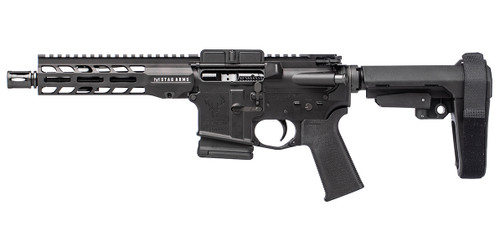 Stag 15 Tactical LH QPQ 7.5 in 5.56 Pistol BLA SL 10R