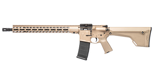 Stag 15 SPR LH QPQ 18 in 5.56 Rifle FDE SL NA