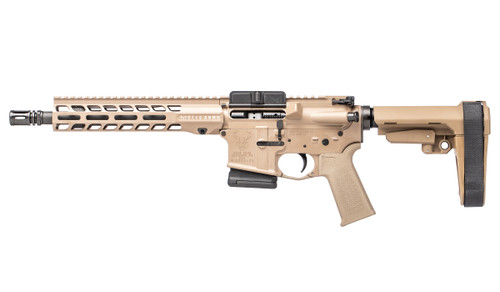 Stag 15 Tactical LH CHPHS 10.5 in 5.56 Pistol FDE SL NA