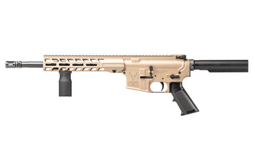 Stag's AR-15 the Stag 15 Other Right Hand QPQ 12.5 in 5.56 Rifle FDE - Flat Dark Earth