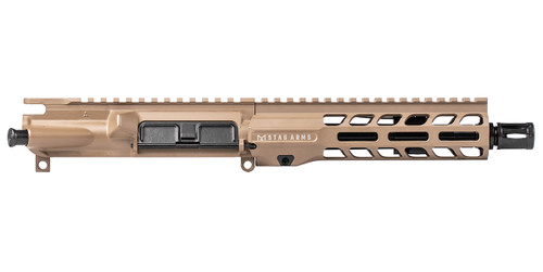 Stag 15 Tactical RH QPQ 7.5 in 5.56 Upper FDE SL NA