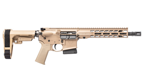 Stag 15 Tactical RH CHPHS 10.5 in 5.56 Pistol FDE SL NA