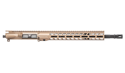 Stag 15 Tactical RH QPQ 16 in 5.56 Upper FDE SL NA