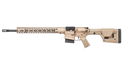 Stag 10 Long Range LH QPQ 20 in .308 Rifle FDE SL NA