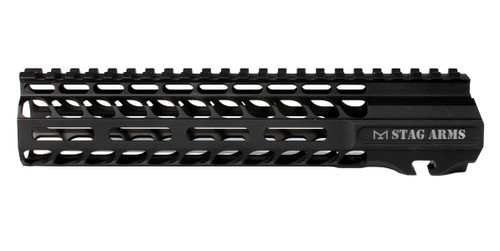 """Stag 15 Slimline NQ 9"""" M-Lok Handguard with Vented Top Rail (STAG300857)"""