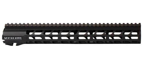 Stag 15 Slimline NQ NVH M-Lok Hand Guards BLA 13.5 in