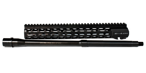 Stag 15 Barrel and Handguard Combo - Black Anodized