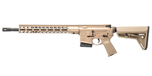 Stag's AR-15 the Stag 15 Tactical Right Hand CHPHS 16 in 5.56 Rifle FDE SL New Jersey
