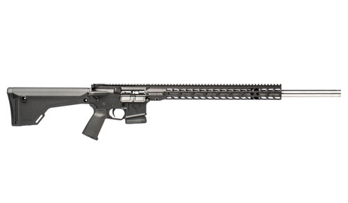 Stag's AR-15 known as the Stag 15 Varminter RH SS 24 in 5.56 Rifle BLA (Black Anodiezed) - SL (Slim Line) - CA/NY Compliant