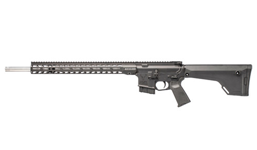 Stag's AR-15 titles the Stag 15 Super Varminter RH (Right Hand) SS 20 in 6.8 SPC Rifle BLA (Black Anodized) - SL (Slim Line) - CA/NY Compliant