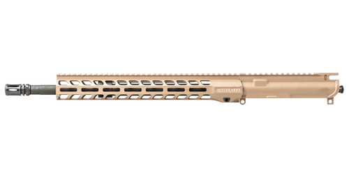 Stag 15 Tactical RH CHPHS (Right Hand - Chrome Phos finish) 16 in 5.56 Upper FDE (Flat Dark Earth) - SL (Slim Line) - MD Compliant