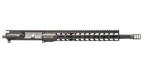 Stag 15 300BLK RH QPQ (Right Hand Quench Polished Quench - Nitride) 16 in 300BLK Upper BLA (Black Anodized) - SL (Slim Line) - NJ Compliant