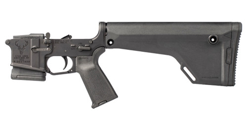 Stag 15 Varminter RH (Right Hand) Complete Lower BLA (Black Anodized) - NA