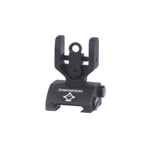Diamondhead Narrow Classic Rear Combat Sight
