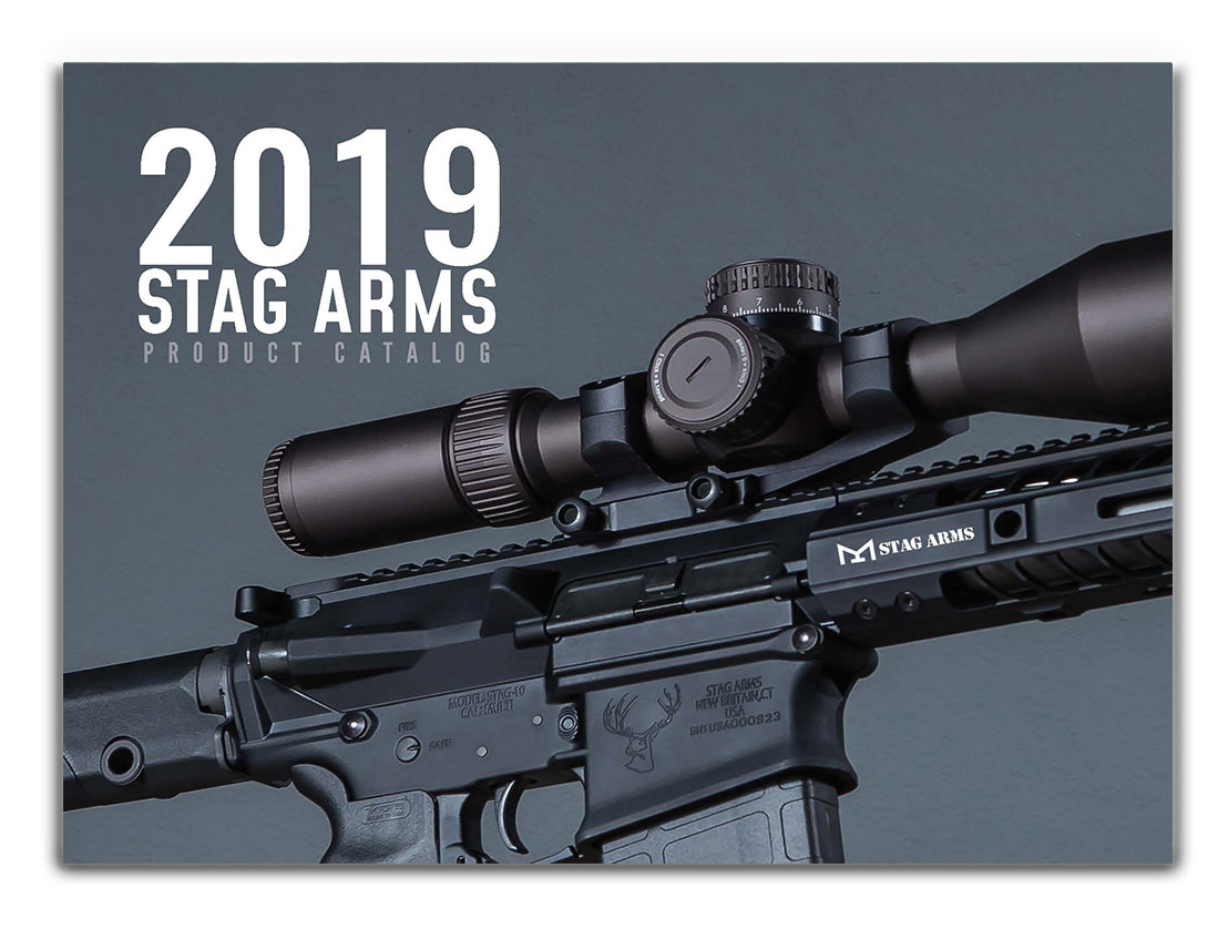 2019 Stag Arms Catalog