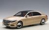 1/18 AUTOart MERCEDES MAYBACH S-KLASSE S600 (CHAMPAGNE GOLD)