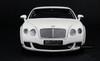1/18 Minichamps 2008 Bentley Continental GT (White) Diecast Car Model