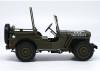 1/18 Welly FX Classic Jeep M151 WW2 Quarter 1/4 Ton Army Truck Diecast Car Model