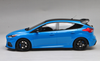 1/18 OTTO Ford Focus RS (Blue) Enclosed Resin Car Model Limited 300