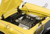 1/18 AUTOart HONDA S800 ROADSTER 1966 (YELLOW) Diecast Car Model