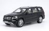 1/18 Dealer Edition 2016 Mercedes-Benz MB GL-Class GL-Klasse GL500 (Black) Diecast Car Model