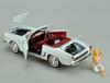 1/18 Norev Renault Floride Blanc / Caravelle Diecast Car Model