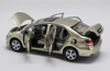 1/18 Dealer Edition Toyota Yaris / Vios (Champagne) 2nd Generation (XP90; 2007–2013) Diecast Car Model
