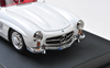 1/18 DreamPower Mercedes-Benz Mercedes MB 300 SL 300SL (White) Car Model Limited 98