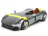 1/18 BBR Ferrari Monza SP1 (Silver) Resin Car Model