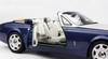 1/18 KYOSHO ROLLS-ROYCE PHANTOM DROPHEAD COUPE (BLUE) DIECAST MODEL