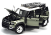 1/18 Almost Real 2020 Land Rover L663 Defender 110 (Pangea Green) Diecast Car Model