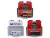 """""""Heavy Duty H.D. Trucks"""" Set of 3 pieces Series 17 1/64 Diecast Models by Greenlight"""