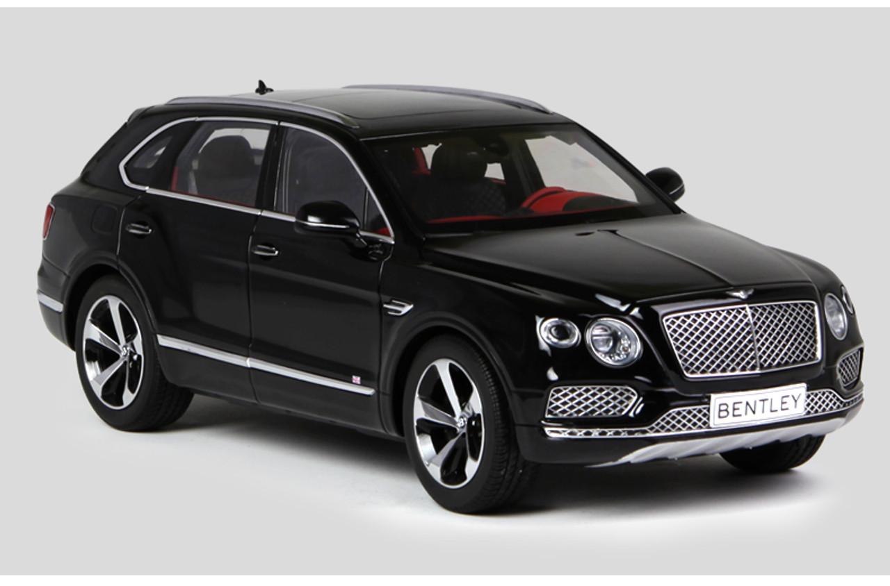 1/18 Kyosho Bentley Bentayga (Black) Diecast Car Model