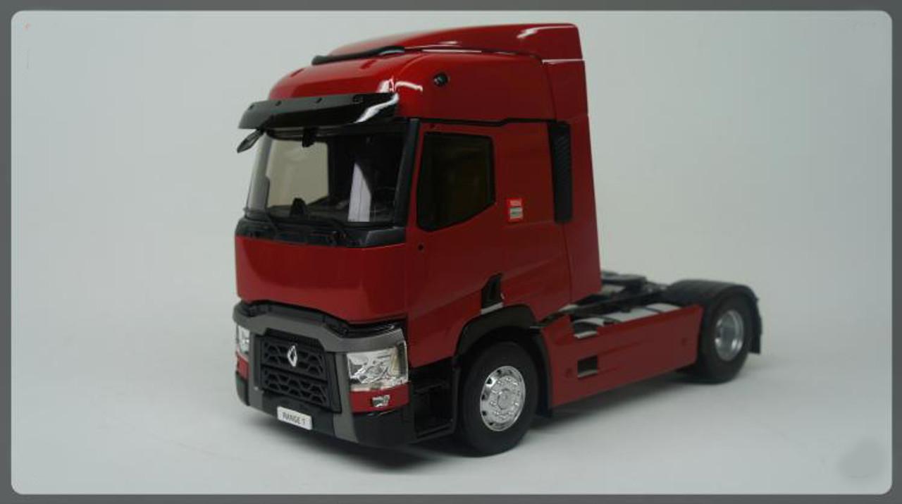1/24 Eligor Renault T460 Truck Header (Red) - LIVECARMODEL com
