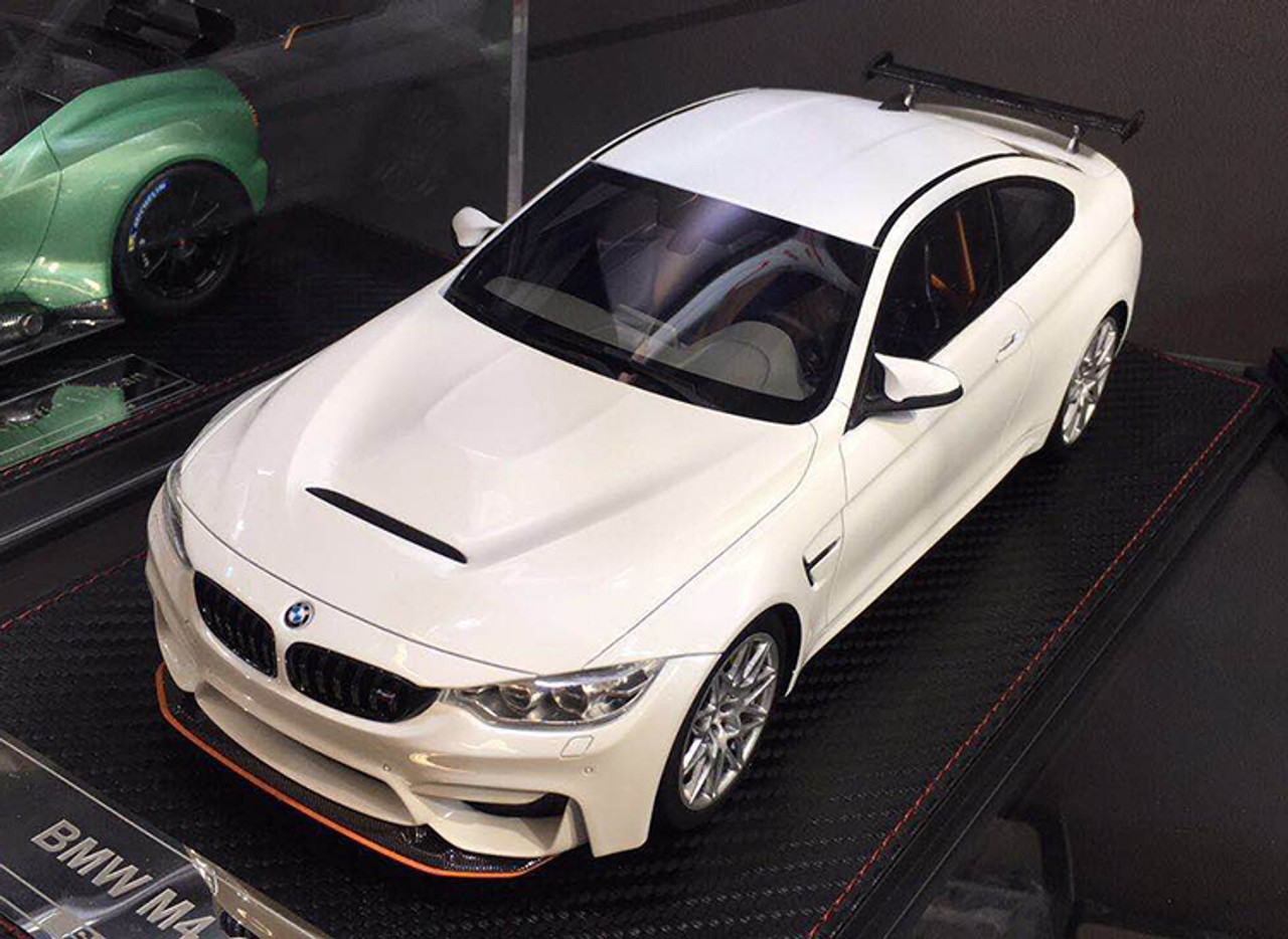 1/18 Frontiart BMW M4 GTS (White) Resin Model
