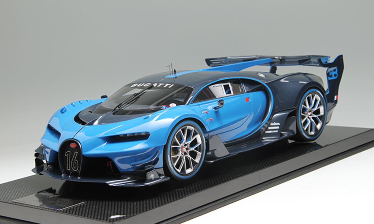 Bugatti Vision Gt >> 1 12 Looksmart Bugatti Vision Gran Turismo Vgt Concept Resin Model