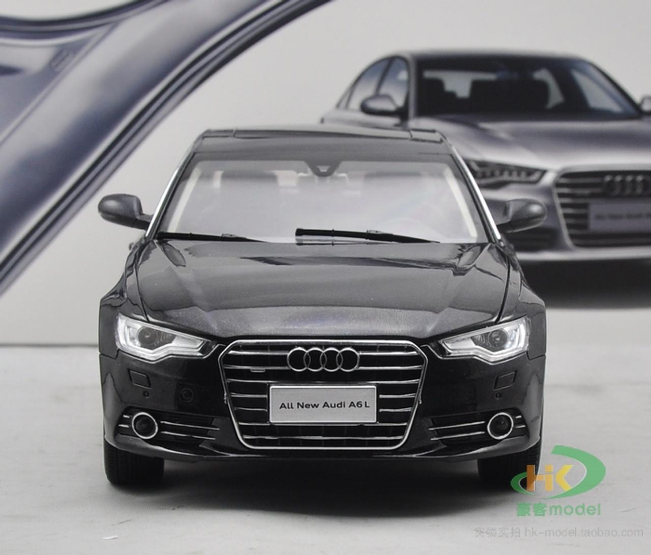 13/138 Dealer Edition Audi A13 A13L (Black) Diecast Car Model   audi car model