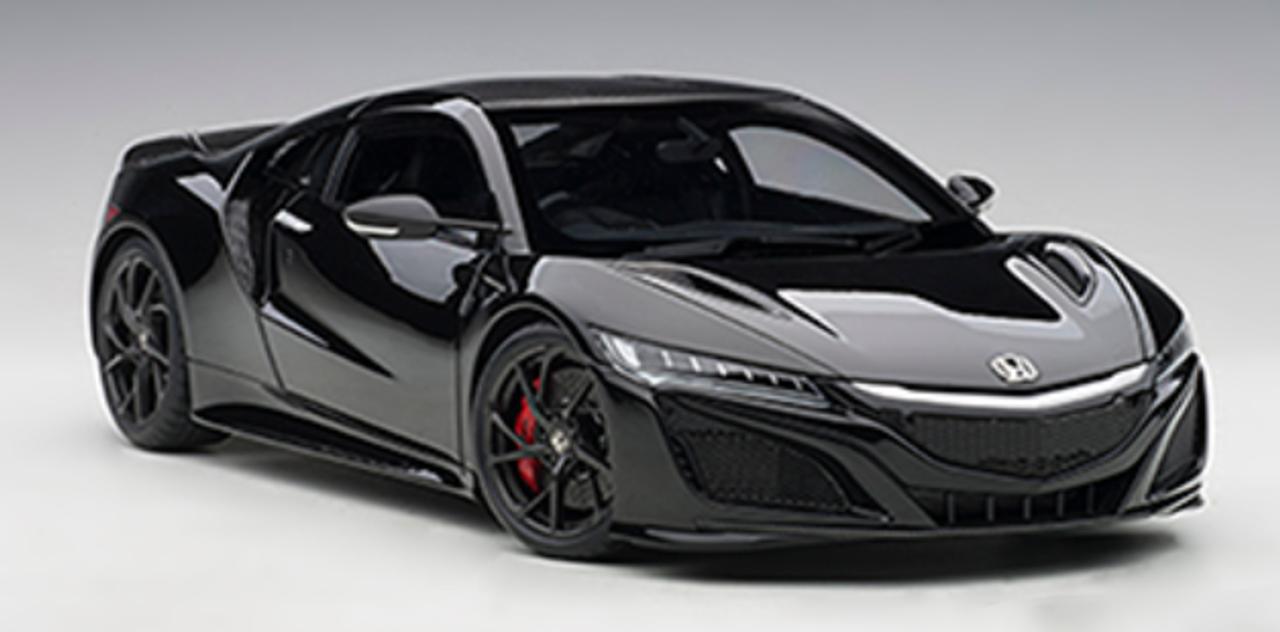 1 18 Autoart Honda Acura Nsx Black Diecast Model Livecarmodel Com