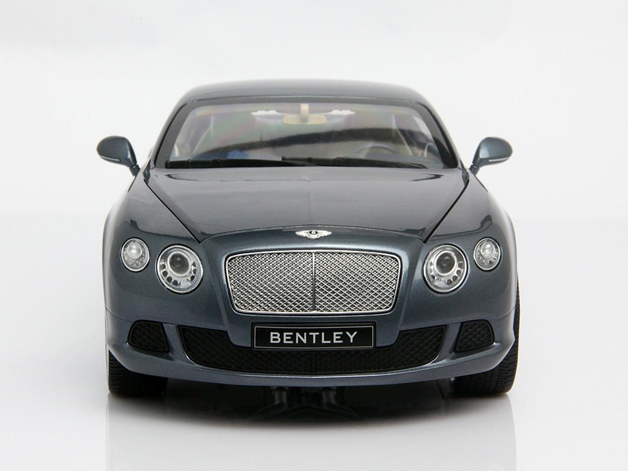 1/18 Minichamps Bentley Continental GT (Grey) Diecast Car Model