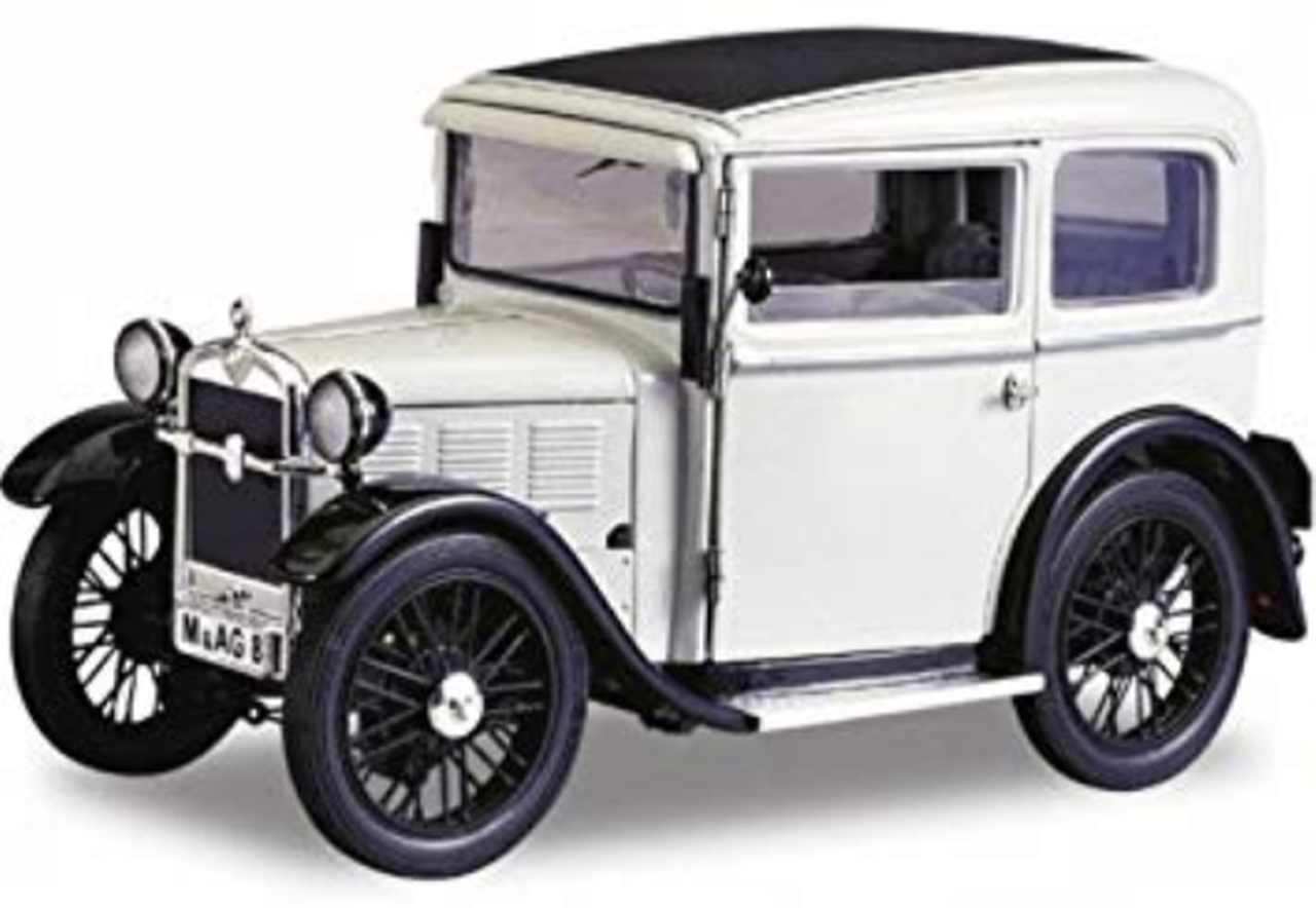 1/18 Ricko 1927 First BMW Dixi 315 Diecast Car Model