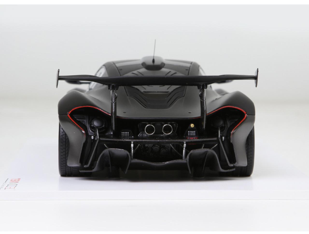 1/18 TSM 2015 McLaren P1 GTR Test Car Model Limited