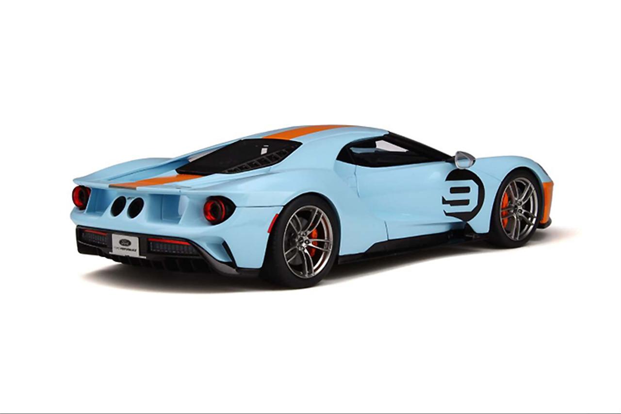 1/18 GT Spirit GTSpirit Ford GT Heritage Edition Enclosed Car Model Limited 999