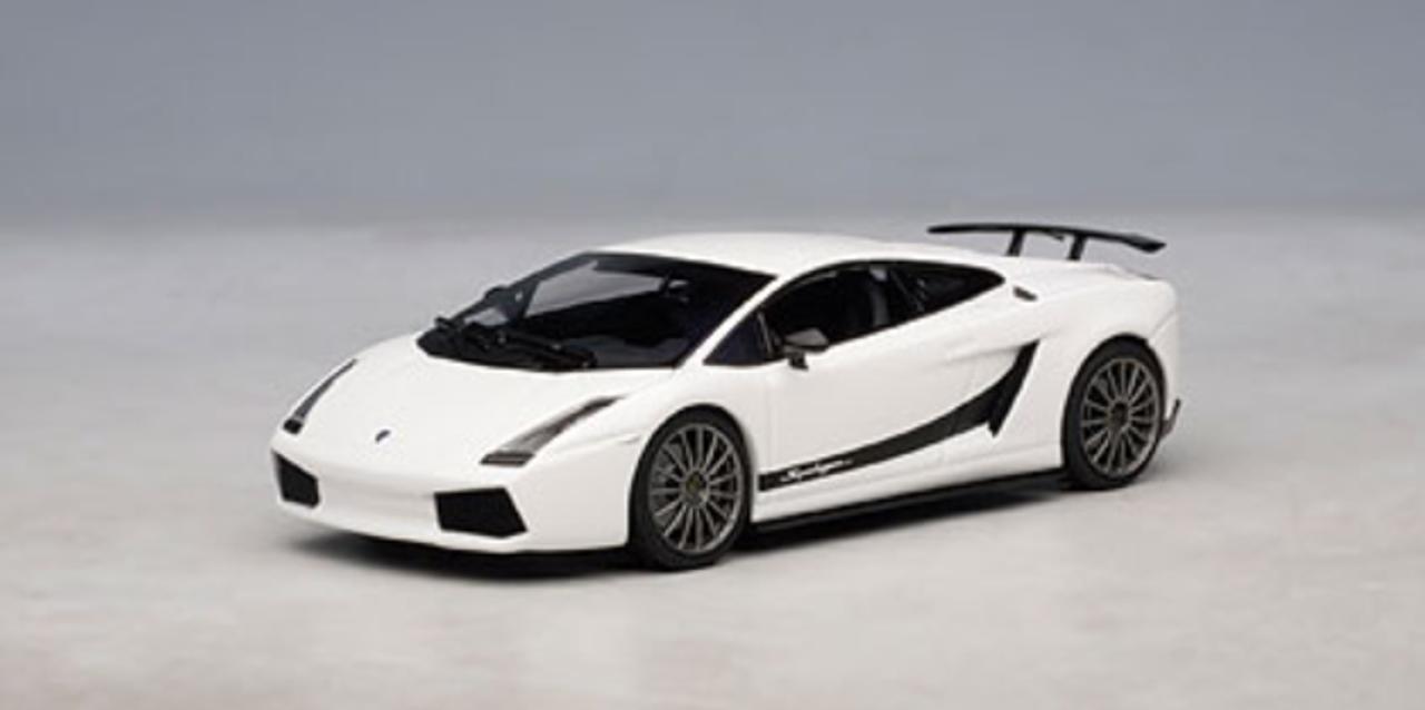 1 43 Autoart Lamborghini Gallardo Superleggera Monocerus