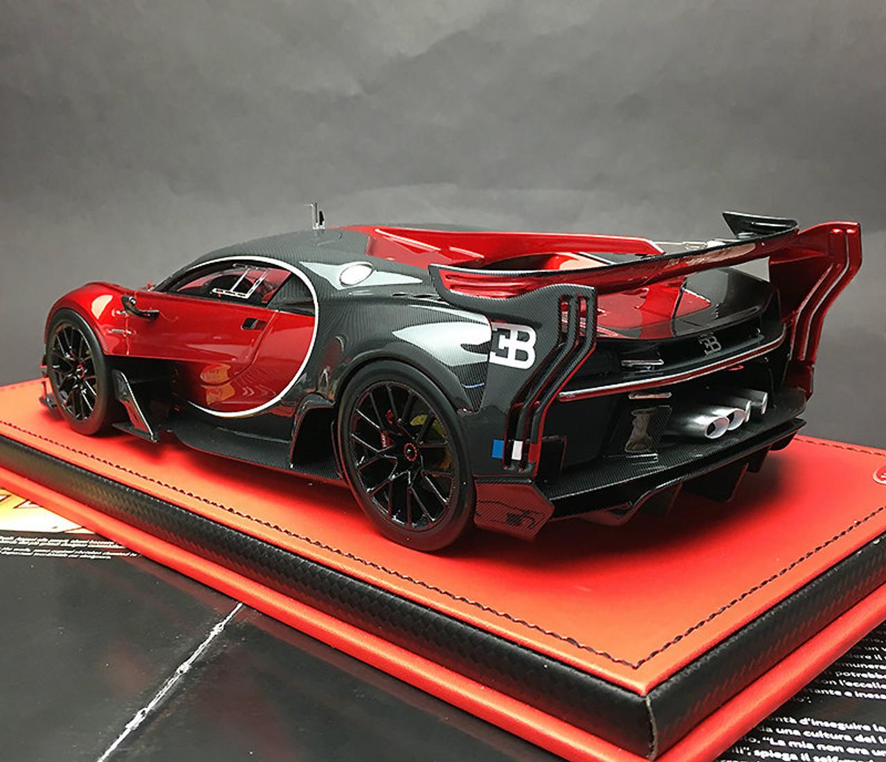 Bugatti Veyron Gt: 1/18 MR Bugatti Chiron VGT Vision GT W/ Certificate